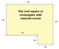 SIG Calculate My Roof Flat Ext Corner