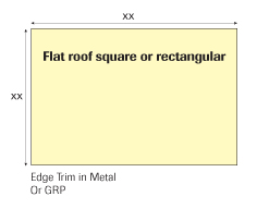 RoofShop Calculate My Roof Flat Square