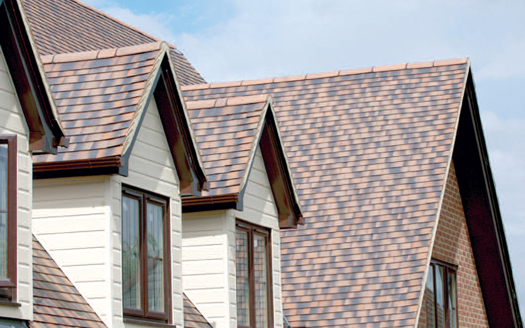 Roofing tiles sig roofing for Clay tile roofs