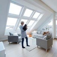 Velux roof windows sig roofing for Velux customer support