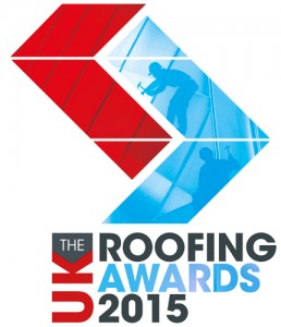 UK Roofing Awards 2015 Logo