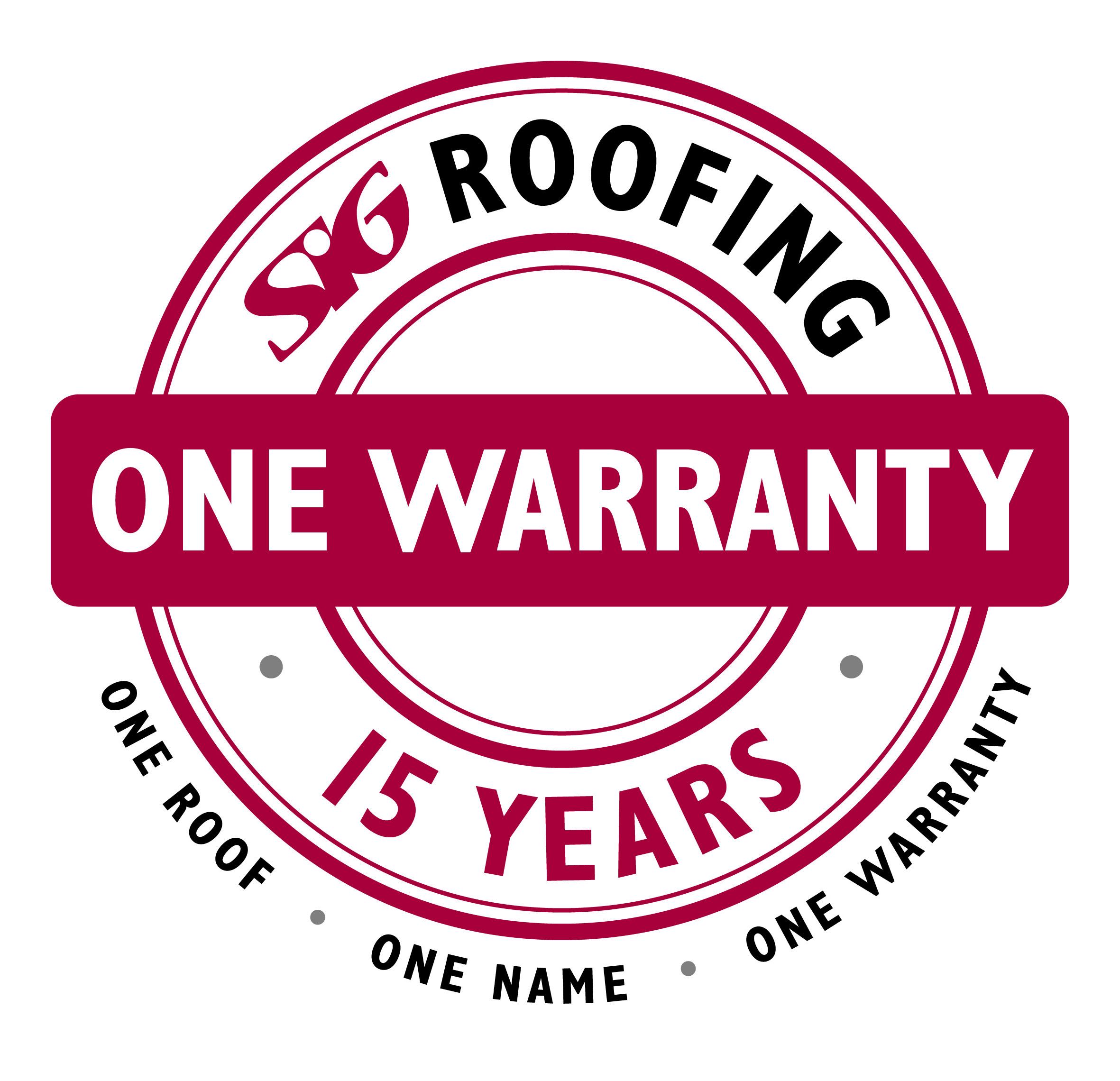 ONE Warranty