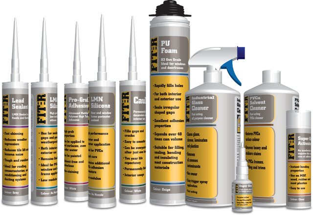 Silicones and Sealants