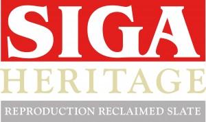 SIGA Heritage Reclaimed Slate Logo