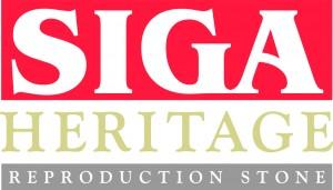 SIGA heritage stone logo