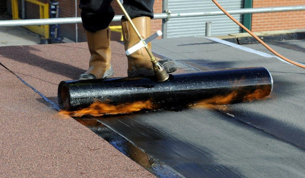 Signature Torch On System Range Sig Roofing