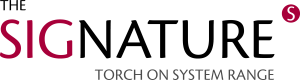 SIGNature_Torch On System Logo
