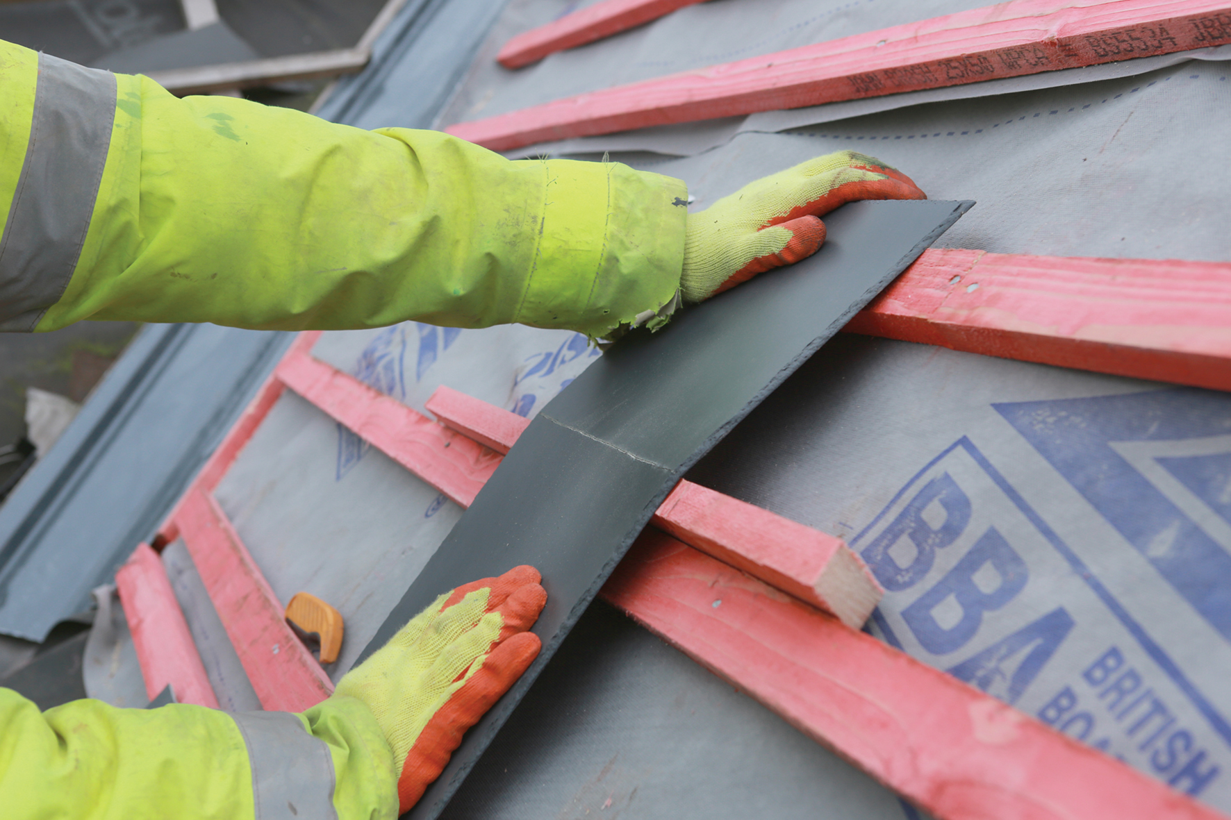Dust Busters Sig Roofing