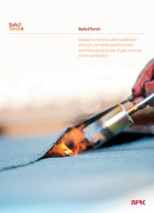 NFRC Launches Safe2Torch Guidance - SIG Roofing