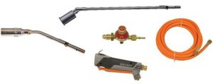 Manager's Special: Sievert Promatic Gas Torch Kit for ONLY