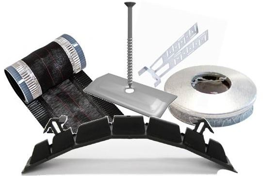 Crazy Deals Get 163 20 Off Til R Universal Dry Fix Ridge Kit