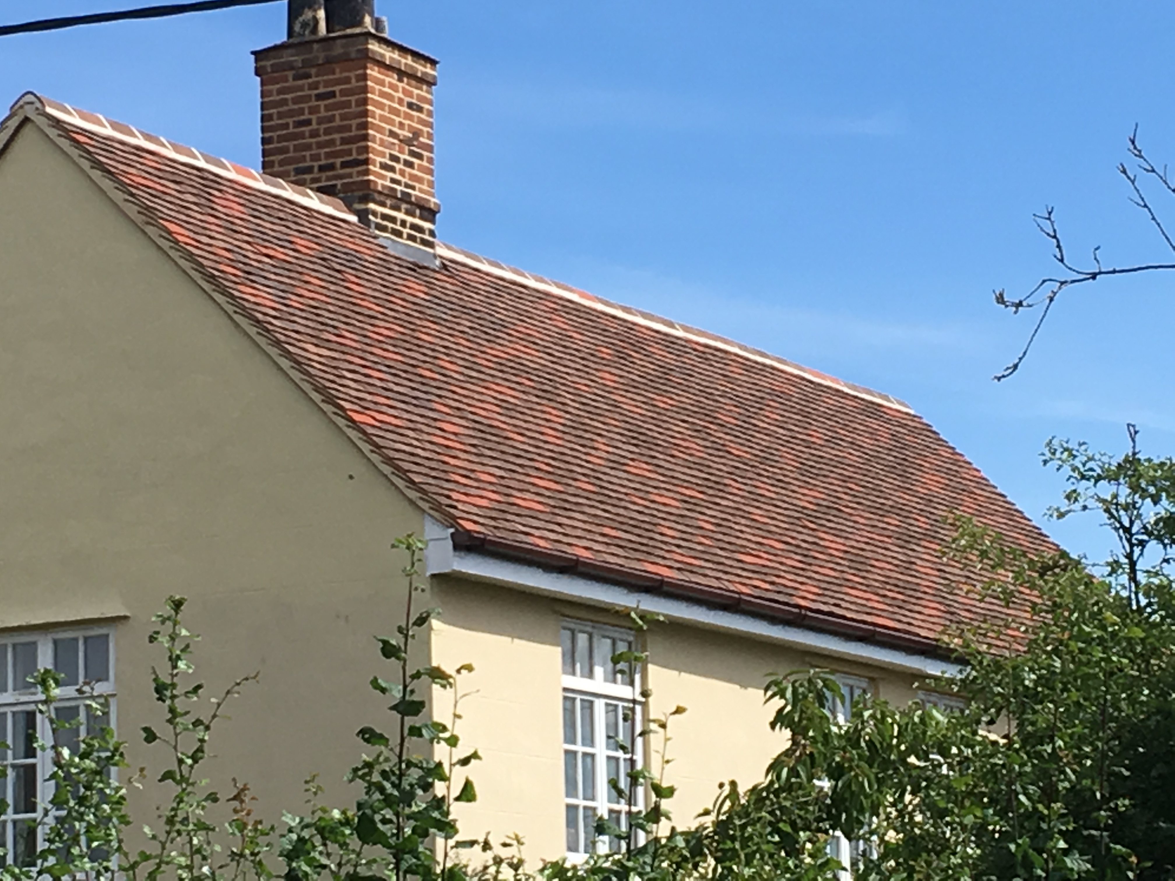 SIGnature Handmade Clay Tiles - Chartham Red, Holmbury Blend