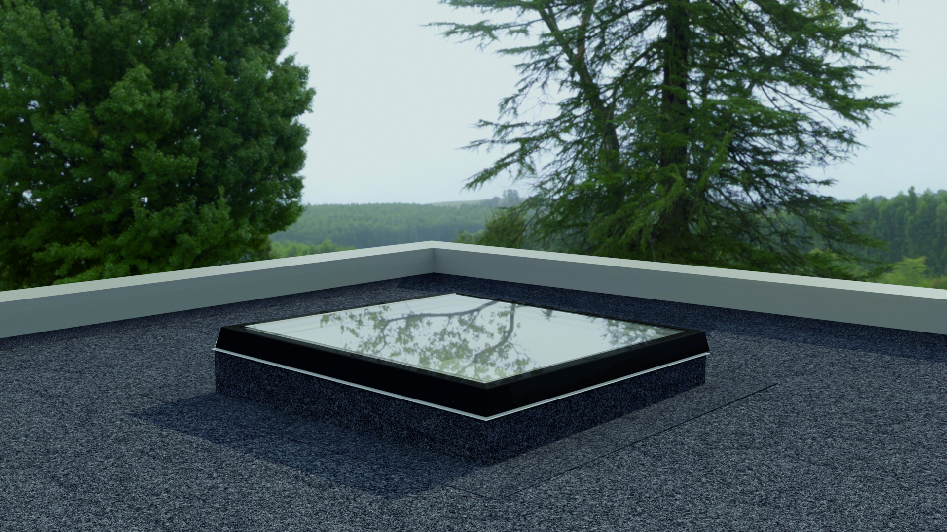 Glass Rooflight